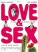 Affiche Love & sex