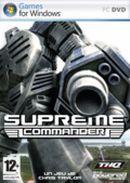 Jaquette Supreme Commander