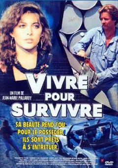 Affiche Vivre pour Survivre