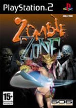 Jaquette Zombie Zone