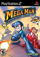 Jaquette Mega Man Anniversary Collection
