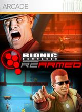 Jaquette Bionic Commando Rearmed