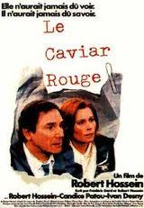 Affiche Le Caviar rouge