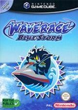 Jaquette Wave Race : Blue Storm