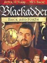 Affiche Blackadder Back & Forth