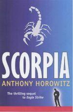 Couverture Scorpia - Alex Rider, tome 5
