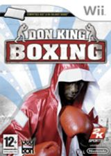 Jaquette Don King Boxing