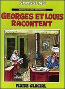 Couverture Georges et Louis racontent - Georges et Louis romanciers, tome 1