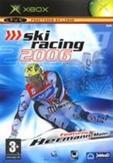 Jaquette Ski Racing 2006
