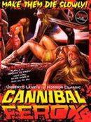 Affiche Cannibal Ferox