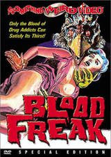 Affiche Blood Freak