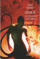 Couverture Jakabok : Le démon de Gutenberg