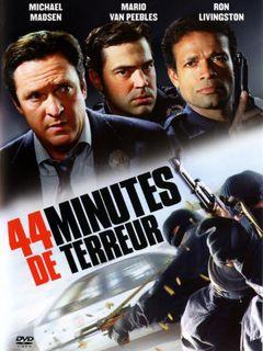Affiche 44 minutes de terreur