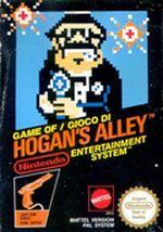 Jaquette Hogan's Alley