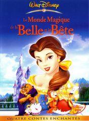 Affiche Le Monde magique de la Belle et la Bête
