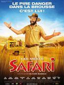 Affiche Safari