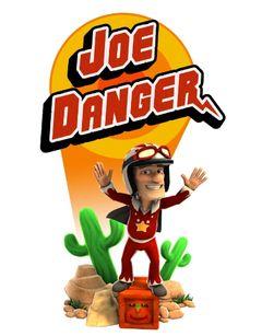 Jaquette Joe Danger