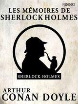 Couverture Les Mémoires de Sherlock Holmes