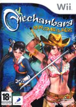 Jaquette One Chanbara : Bikini Zombie Slayers