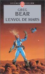Couverture L'Envol de Mars - La Reine des anges, tome 2