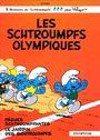 Couverture Les Schtroumpfs olympiques - Les Schtroumpfs, tome 11