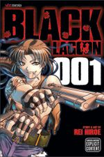 Couverture Black Lagoon, tome 1