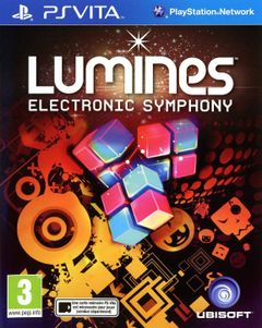 Jaquette Lumines Electronic Symphony