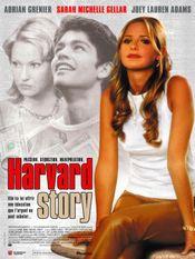 Affiche Harvard Story