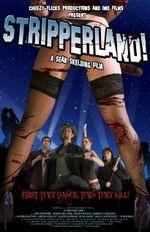 Affiche Stripperland !