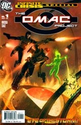 Couverture Infinite Crisis Special: OMAC Project