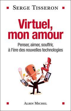 Couverture Virtuel mon amour