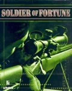 Jaquette Soldier of Fortune