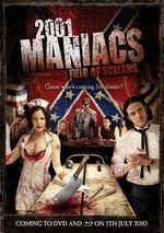 Affiche 2001 Maniacs : Field of Screams
