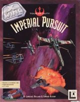 Jaquette Star Wars : X-Wing - Imperial Pursuit