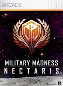 Jaquette Military Madness