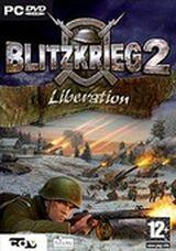 Jaquette Blitzkrieg 2 : Liberation
