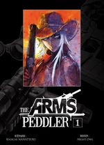 Couverture The Arms Peddler