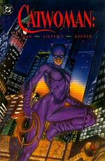 Couverture Catwoman : Her Sister's Keeper