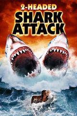 Affiche L'Attaque du requin à deux têtes