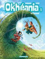 Couverture Le tsunami - Okhéania, tome 1