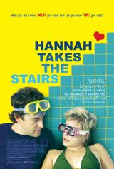 Affiche Hannah Takes the Stairs