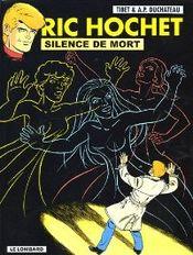 Couverture Silence de mort - Ric Hochet, tome 70