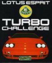 Jaquette Lotus Esprit Turbo Challenge