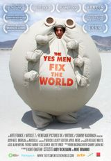 Affiche Les Yes Men refont le monde