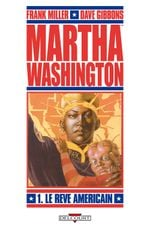 Couverture Martha Washington
