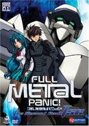 Affiche Full Metal Panic : The Second Raid