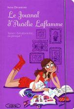 Couverture Le journal d'Aurélie Laflamme