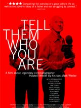 Affiche Tell Them Who You Are