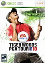 Jaquette Tiger Woods PGA Tour 10