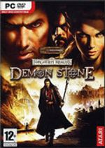 Jaquette Demon Stone